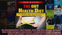 Read  The Gut Health Diet Lose Weight Heal Your Gut and Feel Amazing With These Recipes Gut  Full EBook