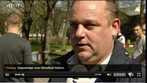 Ooggetuige verslag RTL nieuws schietpartij Alphen aan den Rijn