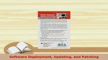 PDF  Software Deployment Updating and Patching Read Online