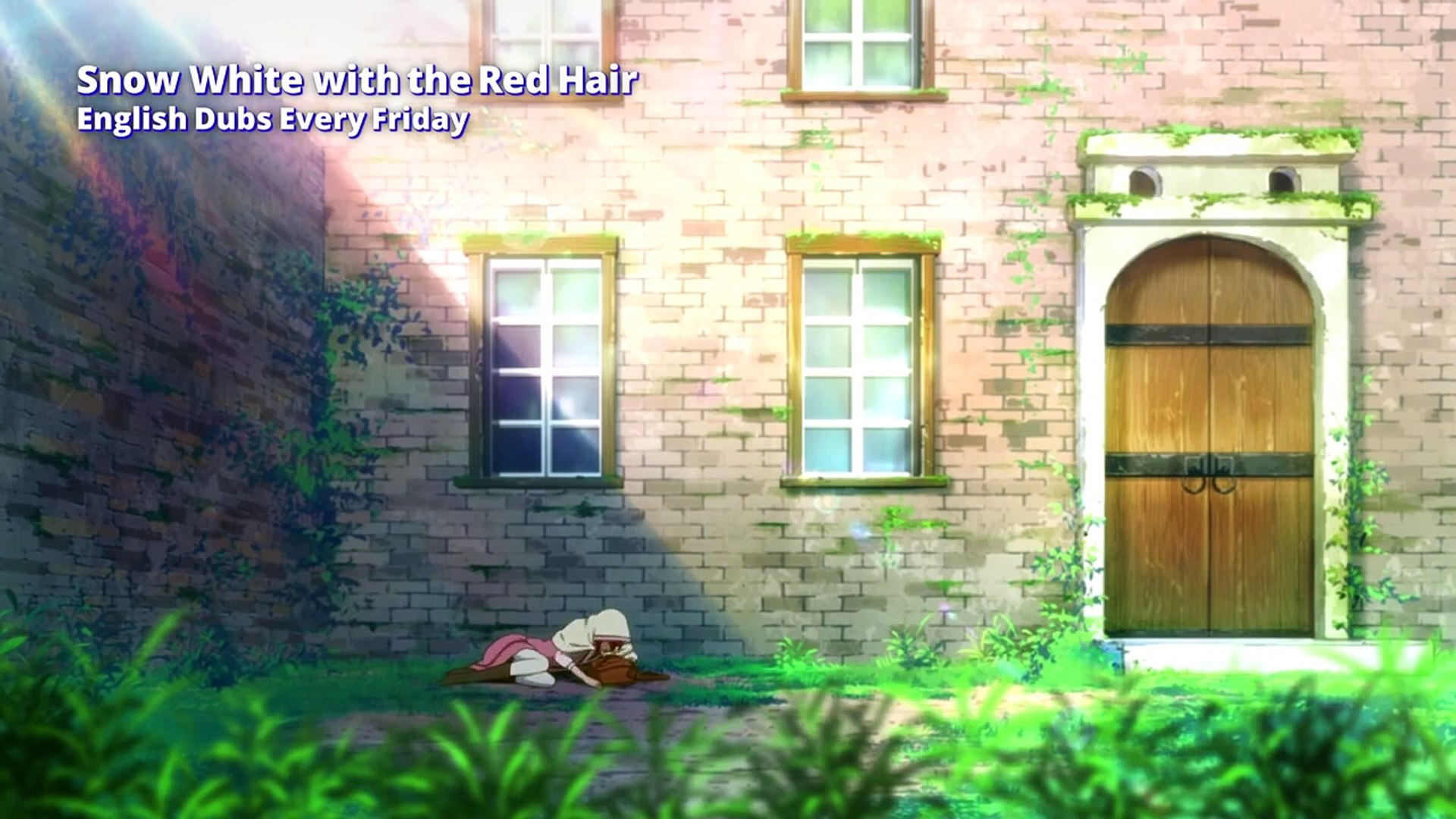 Snow White With The Red Hair English Dub Clip Meet Zen