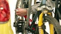 Mottez Porte vélos 2 vélos suspendus A009P2NM