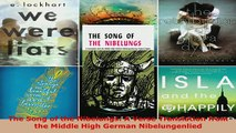 Download PDF The Song of the Nibelungs A Verse Translation from the