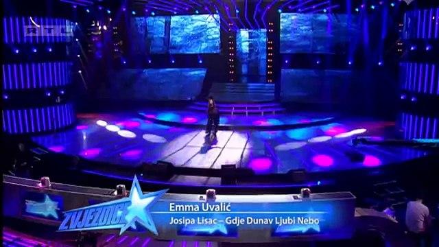 Ema Uvalić Gdje Dunav Ljubi Nebo Rtl Zvjezdice2 Video Dailymotion