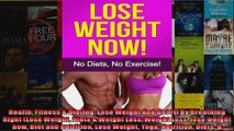Download  Health Fitness  Dieting Lose Weight And Get Fit By Breathing Right Lose Weight Diets  Full EBook Free