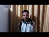 الصنمين شعلة الثورة أحد شهود العيان على مقتل محمد رزق الرحيل بيد الشبيح المجرم نزار فندي 6 2 2013