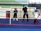 Boxe Française Toulouse Pradette, junior