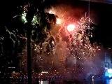 2008 Australia Day Darling Harbour fireworks Sydney (end)