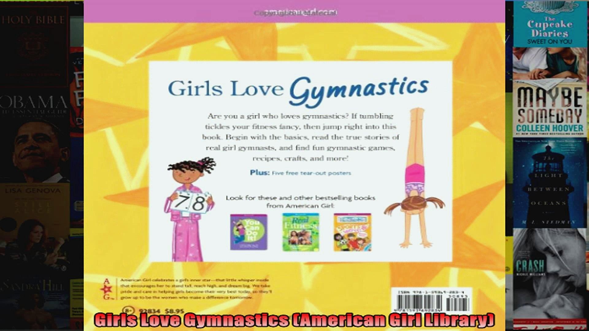 Read  Girls Love Gymnastics American Girl Library  Full EBook