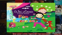 Read  Wai Lanas Little YogisTM Fun Exercise  Full EBook
