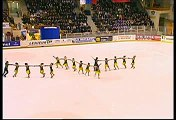 best of french cup synchronized skating 2008