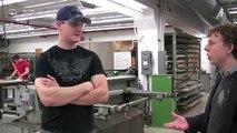 Sheet Metal Apprenticeship Program at BCIT