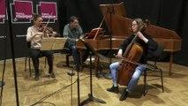 Mozart : Trio K.502 (1. Allegro) par Daniel Isoir, Emily Robinson et Stéphanie Paulet |Le live de la Matinale