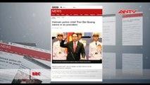 Truyền thông quốc tế đưa tin trang trọng về tân Chủ tịch nước Trần Đại Quang