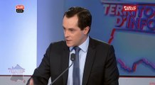 Nicolas Bay : « Il est insupportable de choyer avec l'argent public des gens radicalisés »