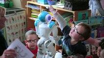 Des robots pour les enfants autistes