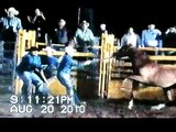 Legends Casino Rodeo 2010 Wild Horse Race