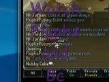 Runescape Player Moderator Owns Raging Players
