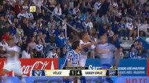 Vélez Sarsfield vs Godoy Cruz (1-4) Primera División 2016 - todos los goles resumen