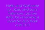 Juri & Koto- Episode one