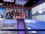 L'arrivée de migrants mécontente les habitants de Turquie du 03/03/2016 - vidéo Dailymotion