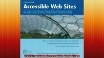 DOWNLOAD PDF  Constructing Accessible Web Sites FULL FREE