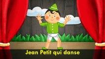 Jean Petit qui danse --- Chansons enfantines