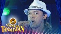 Tawag ng Tanghalan: Roger Caderao is still the defending champion