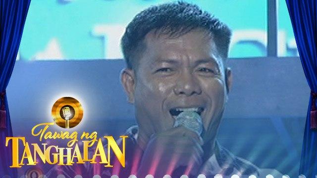 """Tawag ng Tanghalan: Roger Cabalhug - """"Lumayo Ka Man Sa Akin"""""""