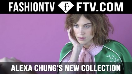 Alexa Chung's M&S Collection for Glamour | FTV.com