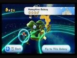 Super Mario Galaxy - Cosmic Mario Race (Honeyhive Galaxy)
