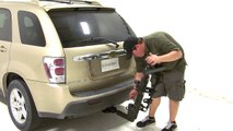 Review of the Thule Hitching Post Pro Hitch Bike Rack on a 2005 Chevrolet Equinox - etrailer.com
