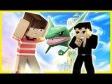 Pixelmon Episode 15 - RAYQUAZA! (Minecraft Modded Roleplay)