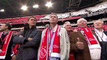 AJAX pay tribute to JOHAN CRUYFF