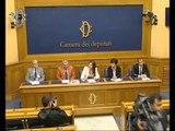 Roma - Presentazione Festa Scienza e Filosofia - Conferenza stampa di Anna Ascani (04.04.16)