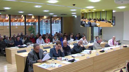 Conseil municipal du 4 avril 2016 à 18h