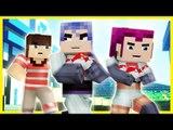 Pixelmon Episode 3 - POKEBALL THIEF! (Minecraft Modded Roleplay)