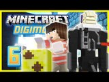 Minecraft Digimon Ep 6 - GOODBYE! (Minecraft Modded Roleplay)