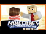 Minecraft School in One Command - One Command Creations (One Command Roleplay)