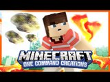 Natural Disasters in Vanilla Minecraft - One Command Creations (One Command Natural Disasters)