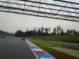 Alfa 147 GTA Brno circuit 5.5. 2010 (part II)
