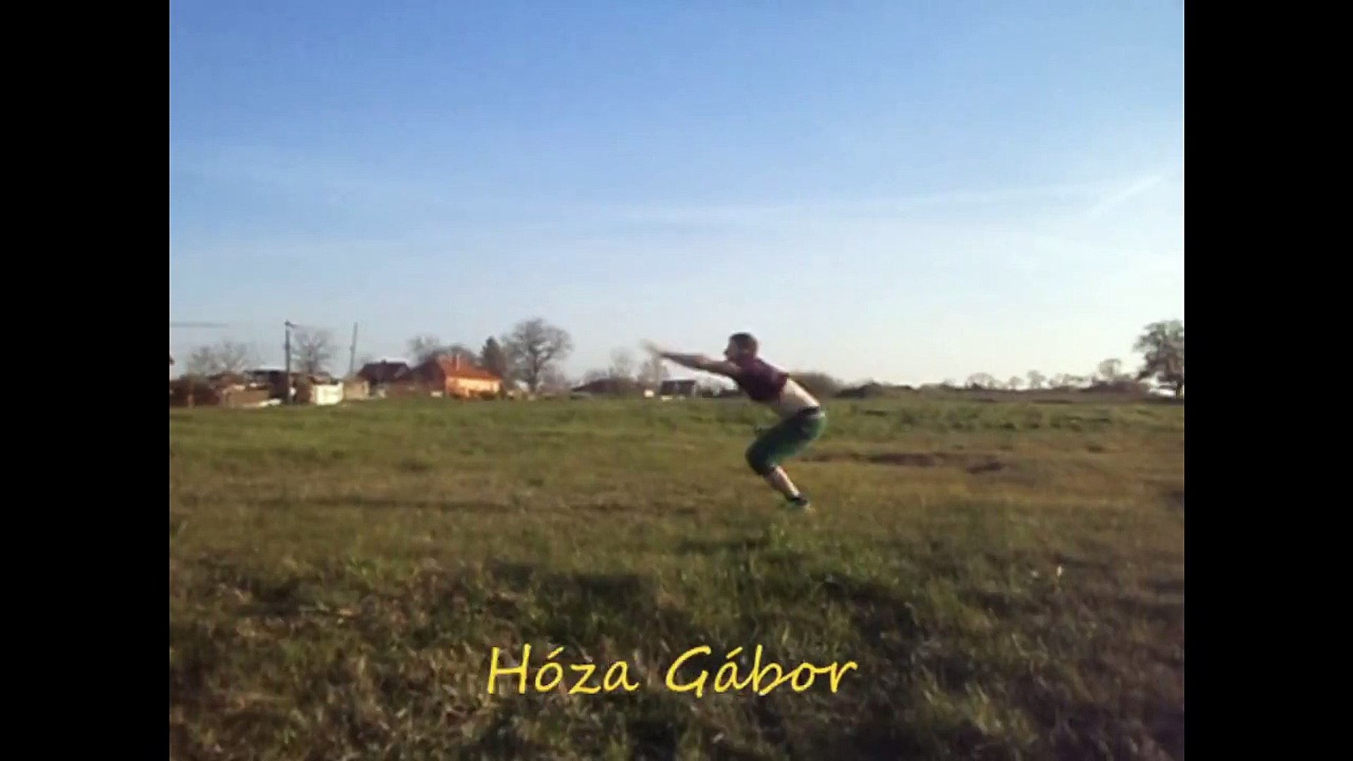 Spring training - Hóza Gábor