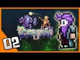 "Terraria 1.3 Ep 2 - ""SPOOKY MONSTERS!!!"" (Terraria 1.3 Expert Mode)"