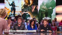 Section Zéro, le Mad Max d'Olivier Marchal - Le Grand Journal du 04/04 - CANAL +