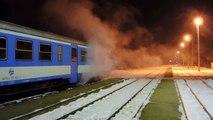Webasto grijanje na vlaku