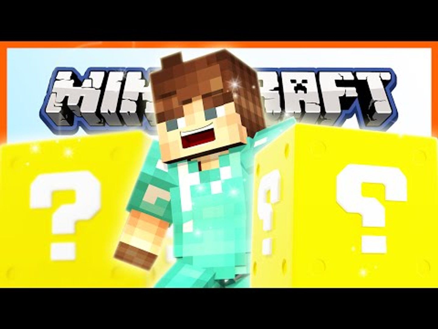 Minecraft Lucky Block Wars Episode 1!