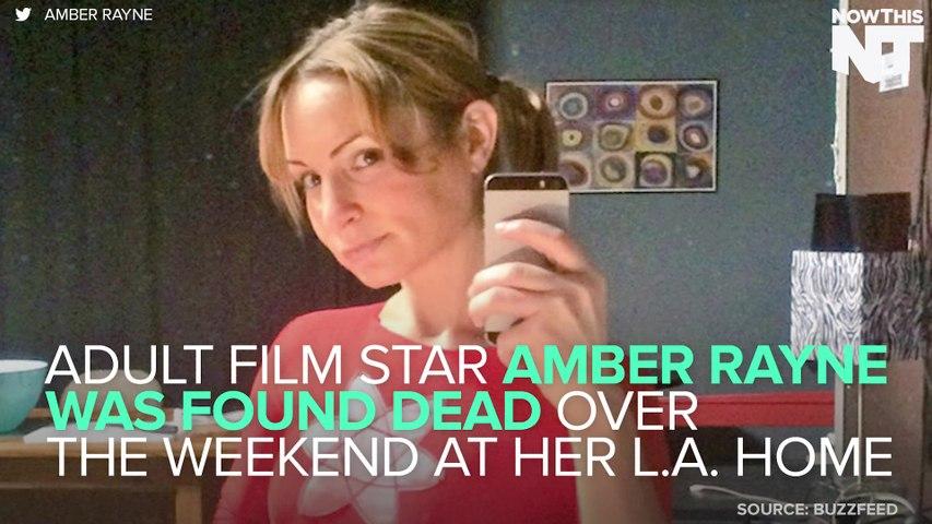 Adult Film Star Amber Rayne Was Found Dead Aged 31