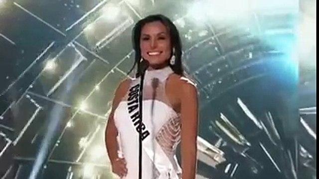 [Bán kết Miss Universe 2015] Phạm Hương phần thi giới thiệu bản thân