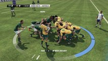 Rugby Challenge 3 - Bande-annonce de gameplay