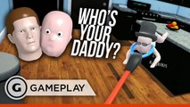 Daddy Baby Battle! - We Play Who's Your Daddy?