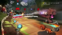 "LittleBigPlanet Karting Walkthrough - ""Karting Lessons"" {HD}"